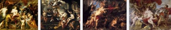 Rubens - allegorie