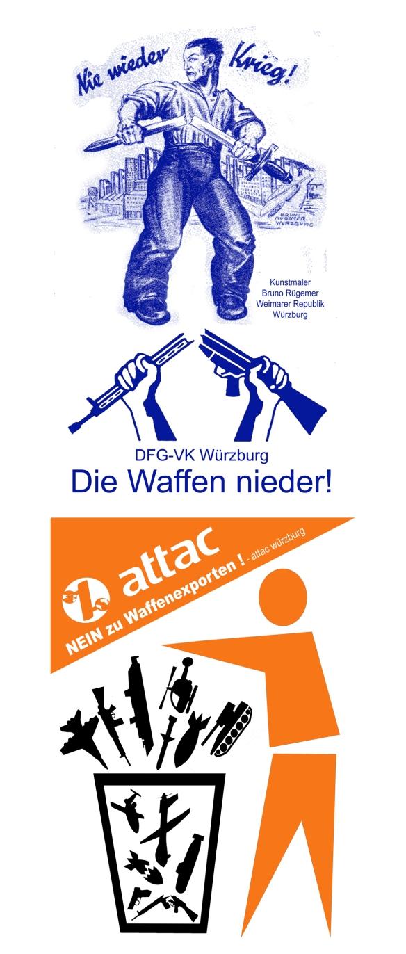 waffenexporte attac wuerzburg klein Kopie